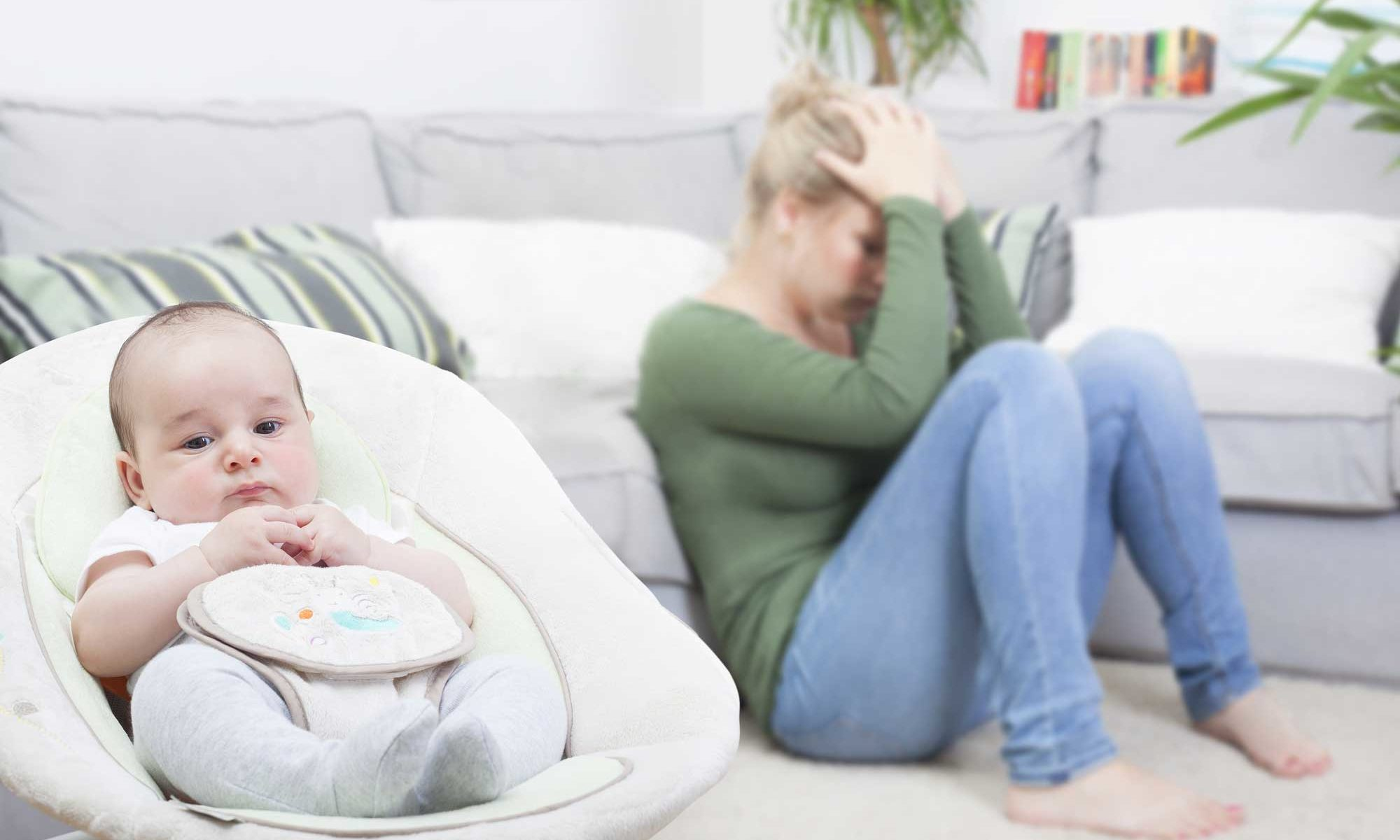 Counseling For Postpartum Depression in Statesville